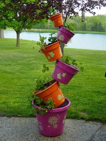 Декор сада своими руками