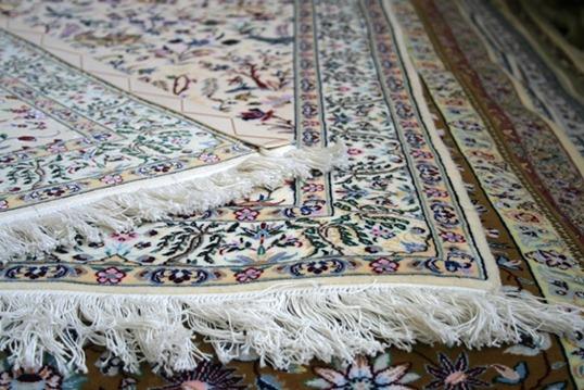 персидский ковер наин