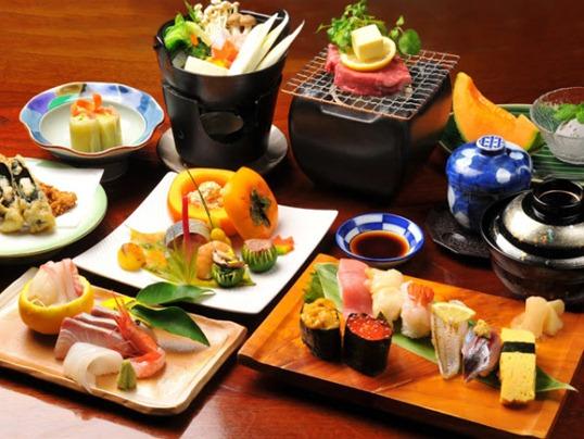 Кухня в японском стиле: оригинально даже для Азии