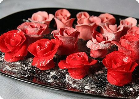 как сделать украшение для торта
