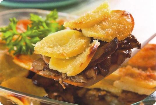 Блюда из грибов вегетарианские.