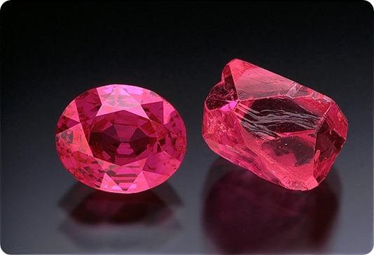 Рубин – камень, свойства