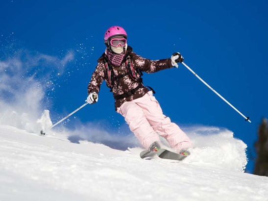Как выбрать лыжи по росту