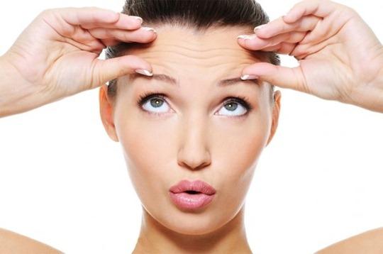 Зарядка для лица: тренируем лицевые мышцы