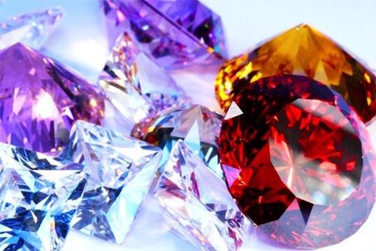 Виды драгоценных камней и их отличая от обычных
