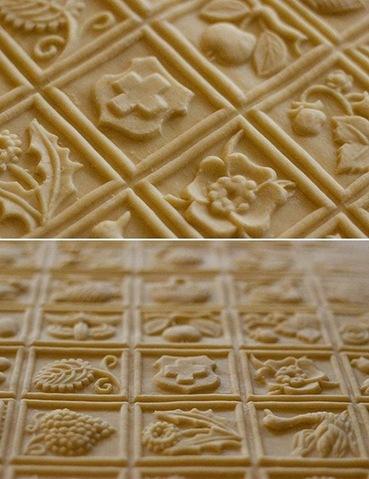 Оформление пирогов