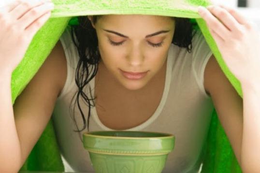 Очищение лица в домашних условиях