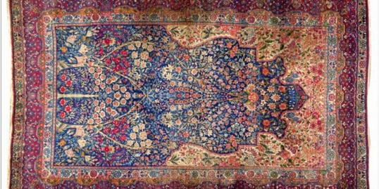 Ковер Исфахан