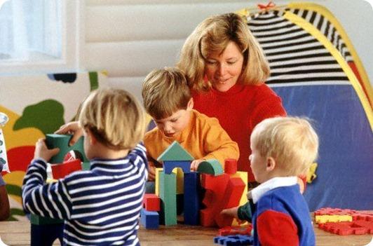 как приучить ребенка к саду