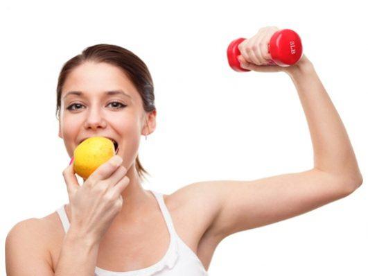 утренняя силовая тренировка питание