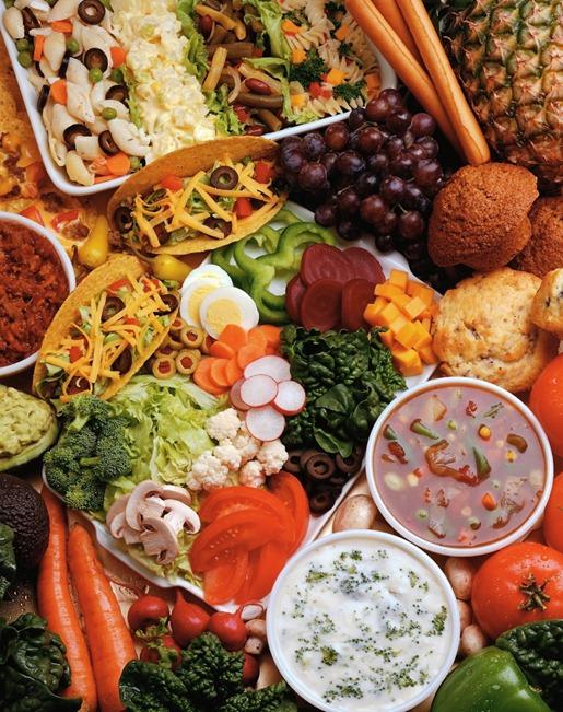 постная диета для похудения меню