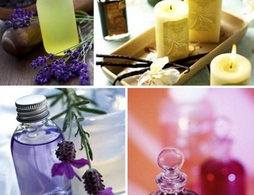 Эфирные масла и их сочетания.