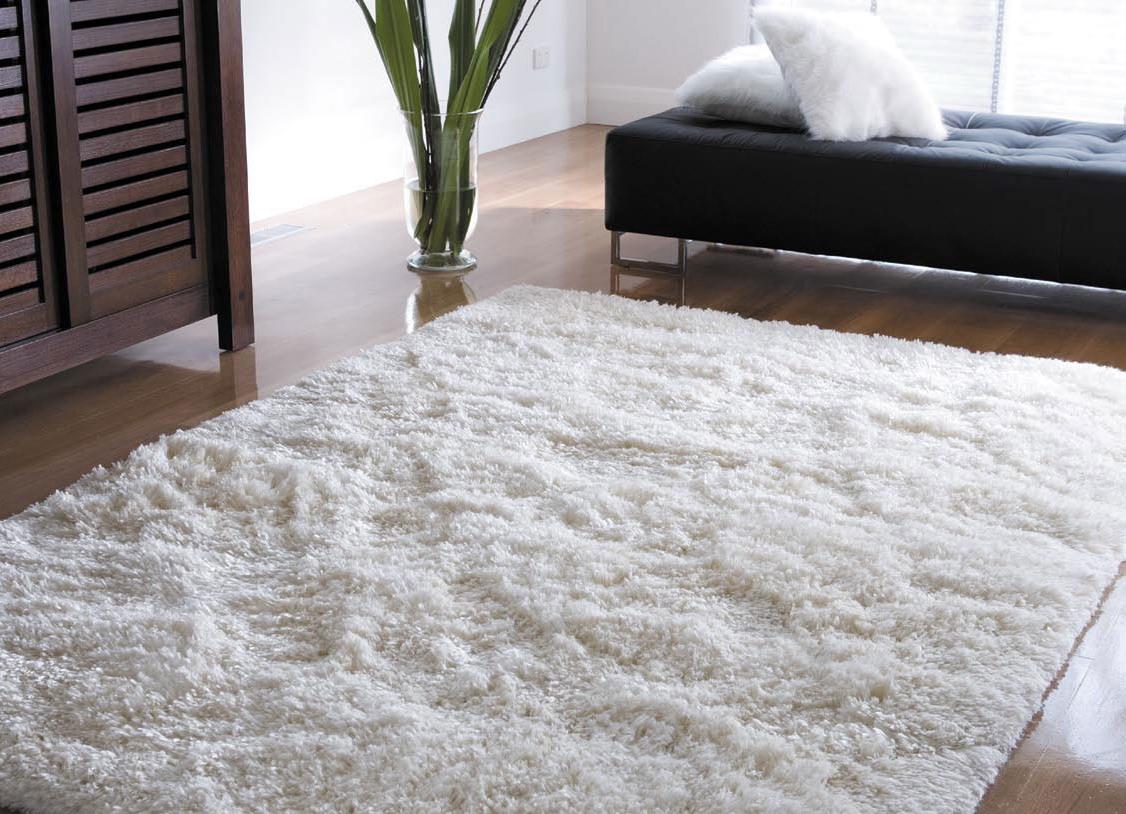 Чистый ковер в квартире