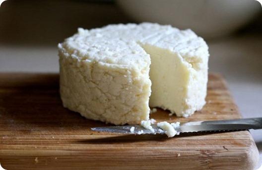 как сделать сыр из творога