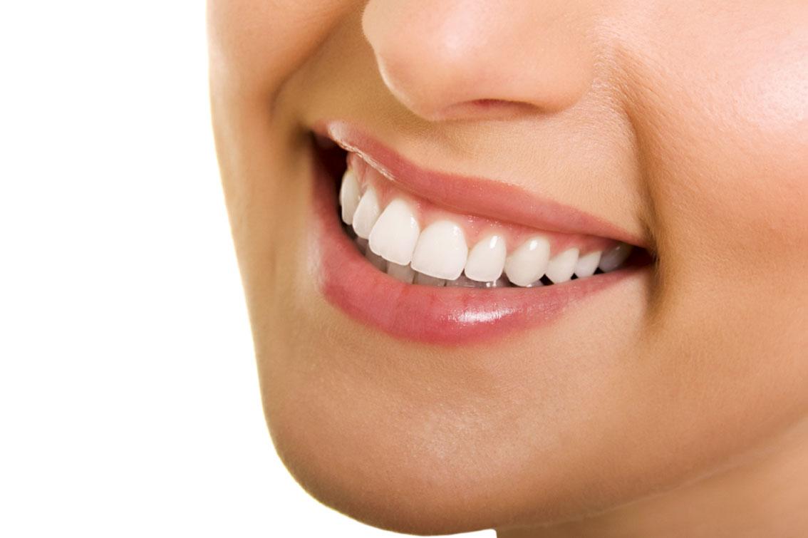 Здоровые крепкие зубы