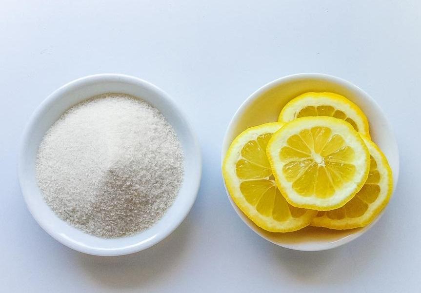 Ингредиенты для приготовления сахарной пасты