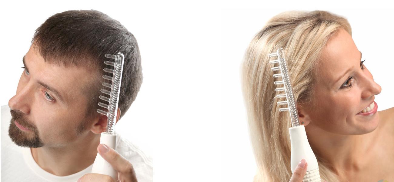 Дарсонваль для волос: проведение процедуры