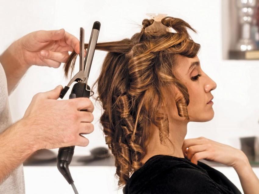 Как портятся волосы от плоек