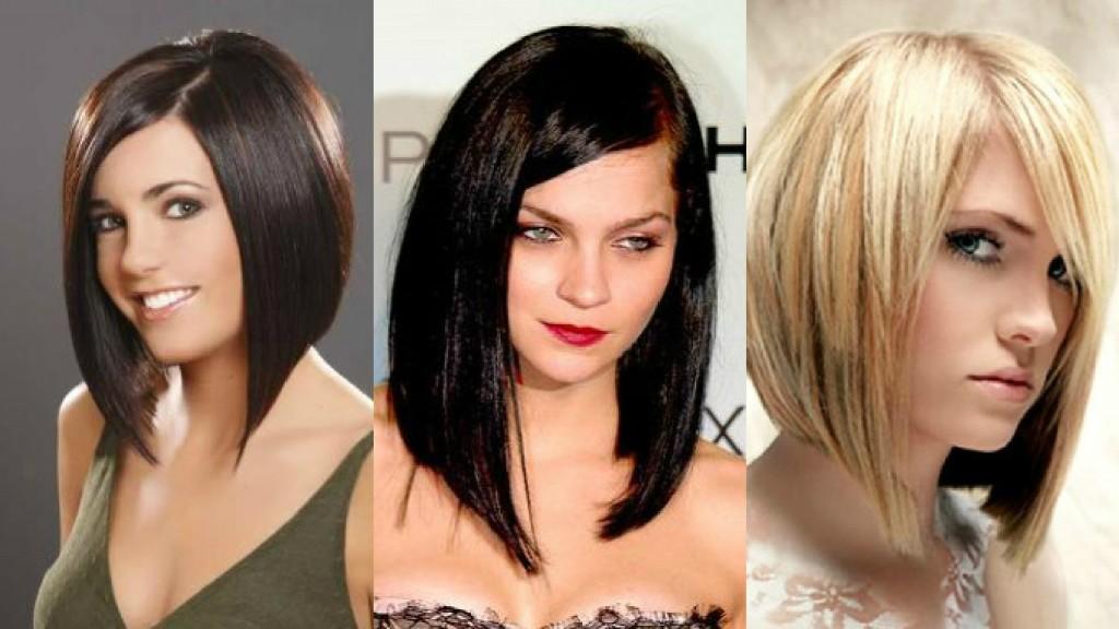 Модные прически 2017 женские на средние тонкие волосы