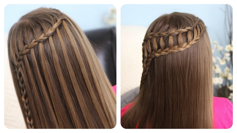 Прически с косами показать с фото