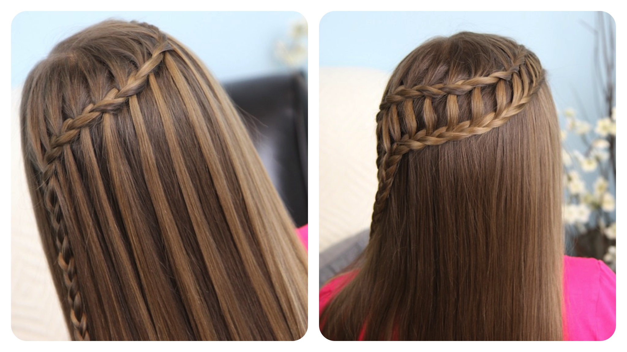 Плетенье кос и косичек