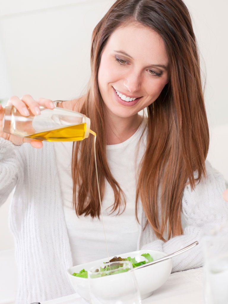 Льняное масло в питании