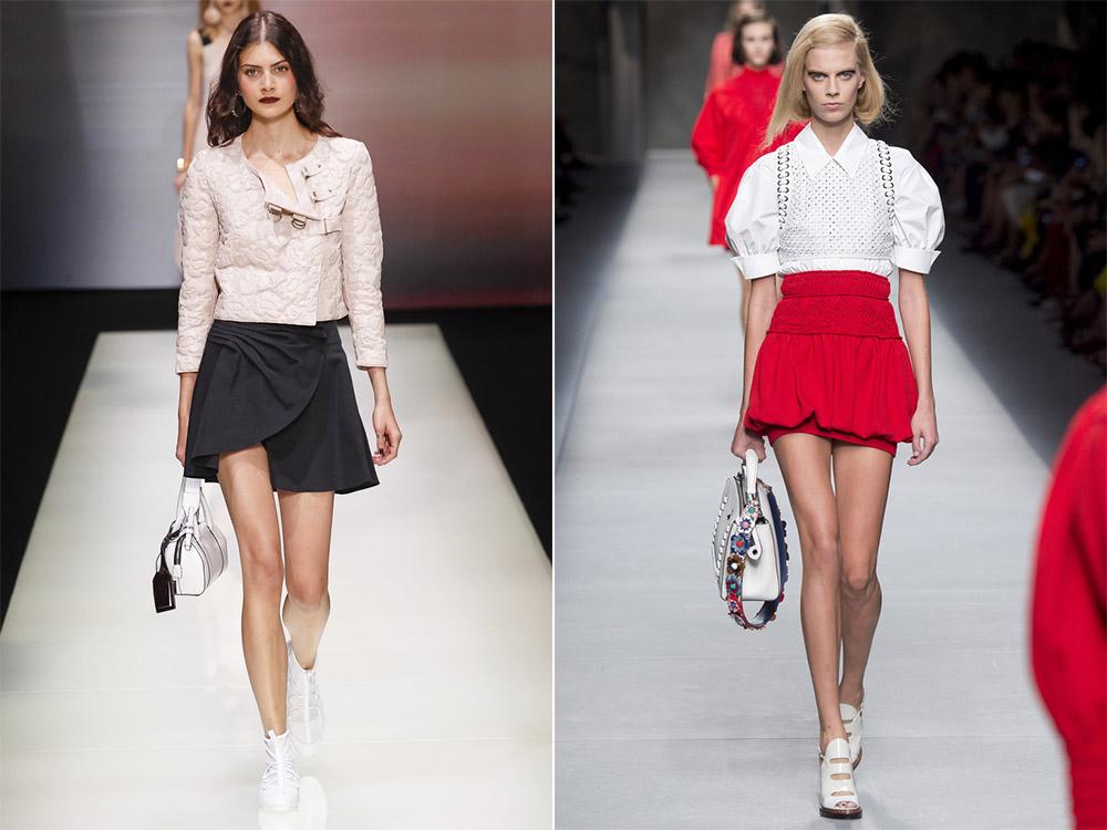 Картинки юбок которые в моде один интересный
