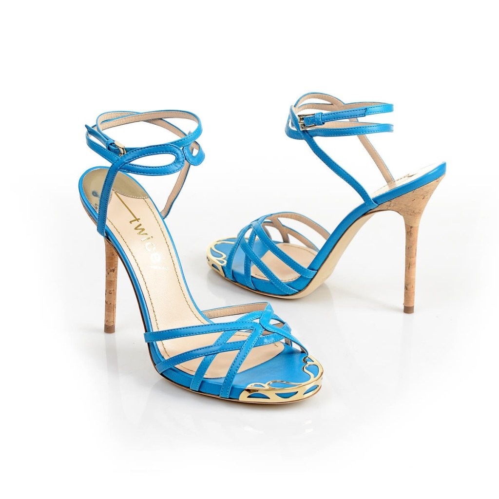 Обувь на тонкой шпильке