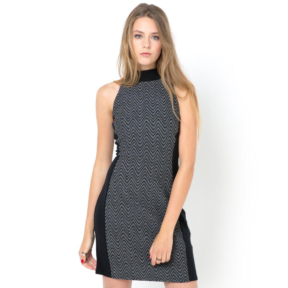 Платье-френч