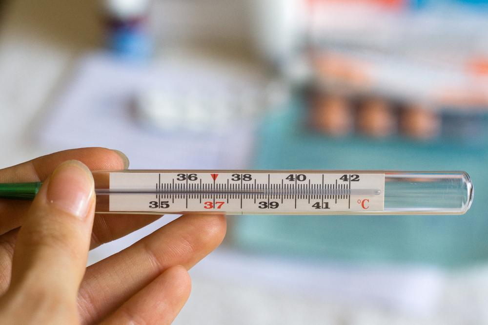 Как беременной мерить температуру 84