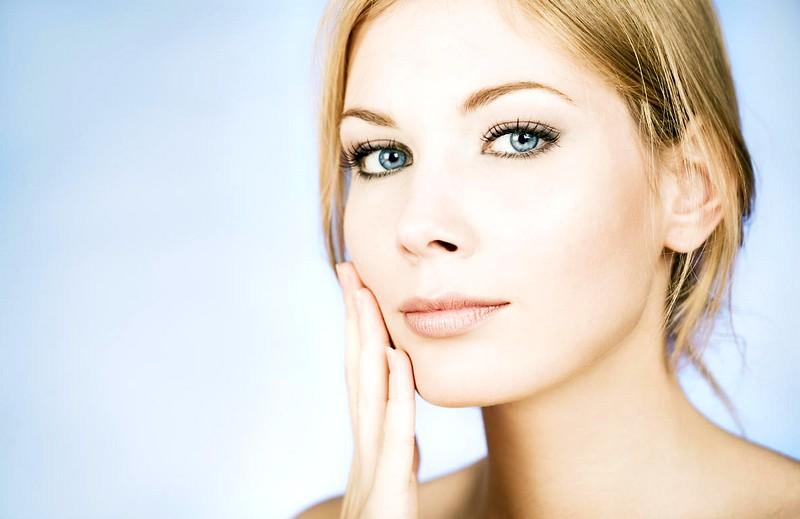 Причины сухости кожи лица