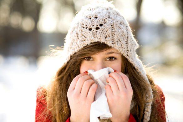Проблема алергии на холод