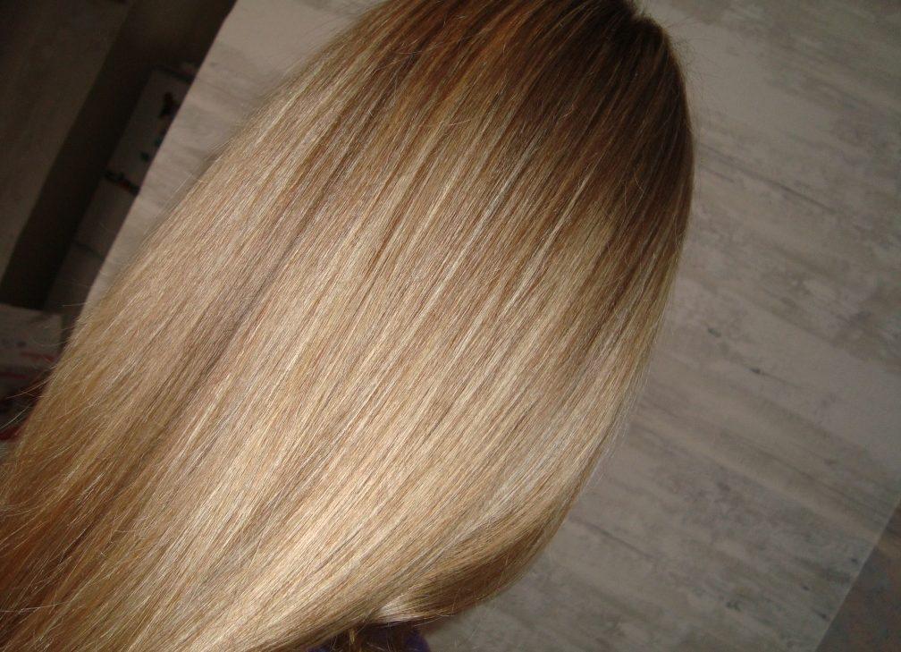 Тоник для волос для светлых тонов