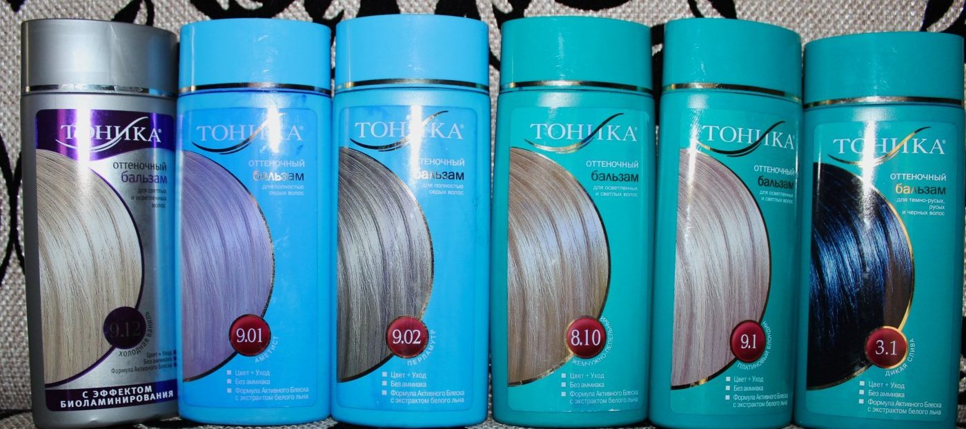 Тоник для волос от роколор