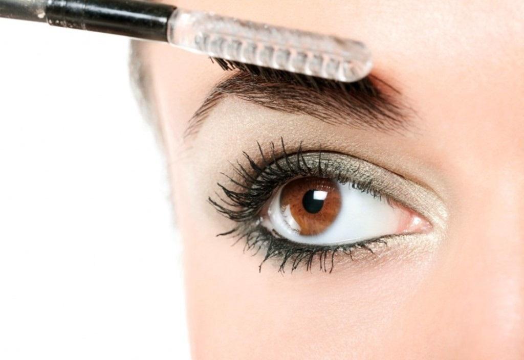 Как сделать брови густыми с помощью карандаша