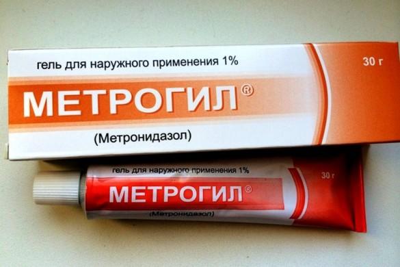 Составные части препарата