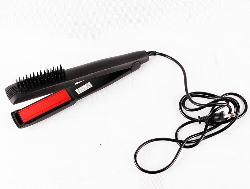 Современная расческа для выпрямления волос