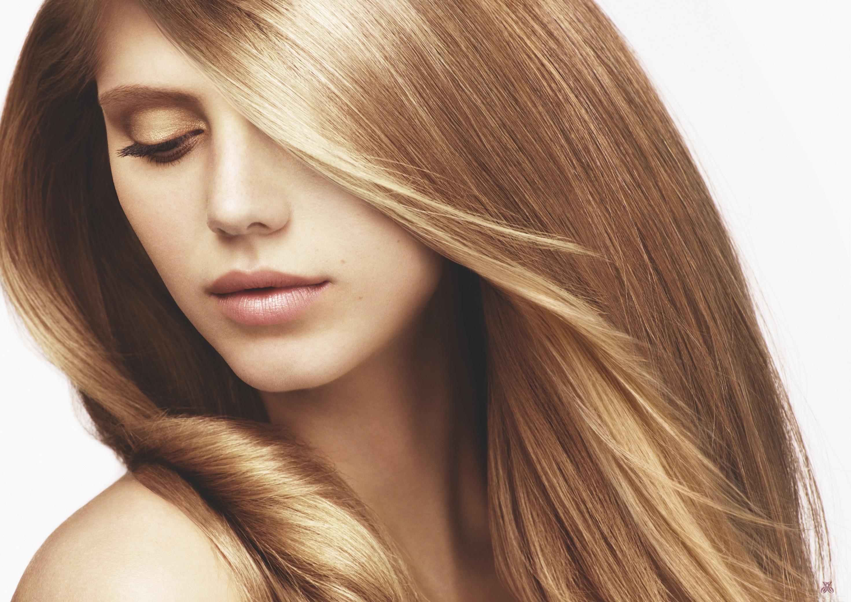 Современное 3D окрашивание волос