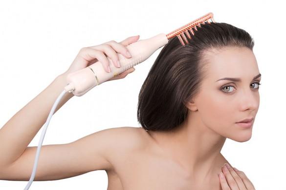 Современный дарсонваль для волос