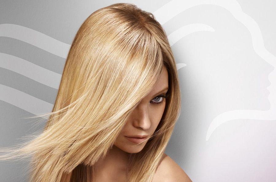 Стильное 3D окрашивание волос