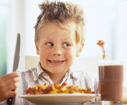 как похудеть ребенку 12 лет