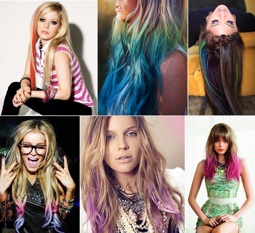 Программа которая красит волосы