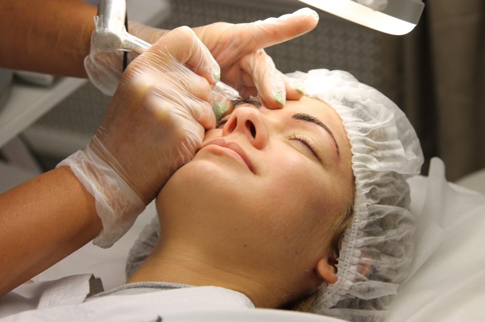 Перманентный макияж процедура
