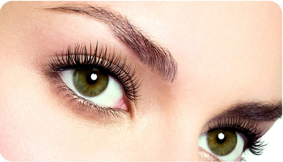 Картинки красивые глаза и брови