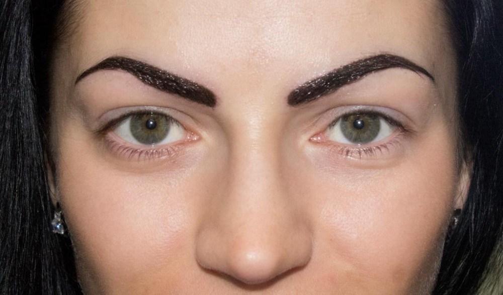 Перманентный макияж глаз что это такое фото