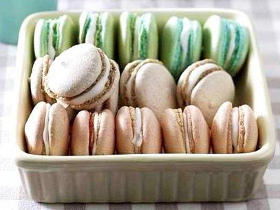 """Французское разноцветное печенье """"Macarons"""""""