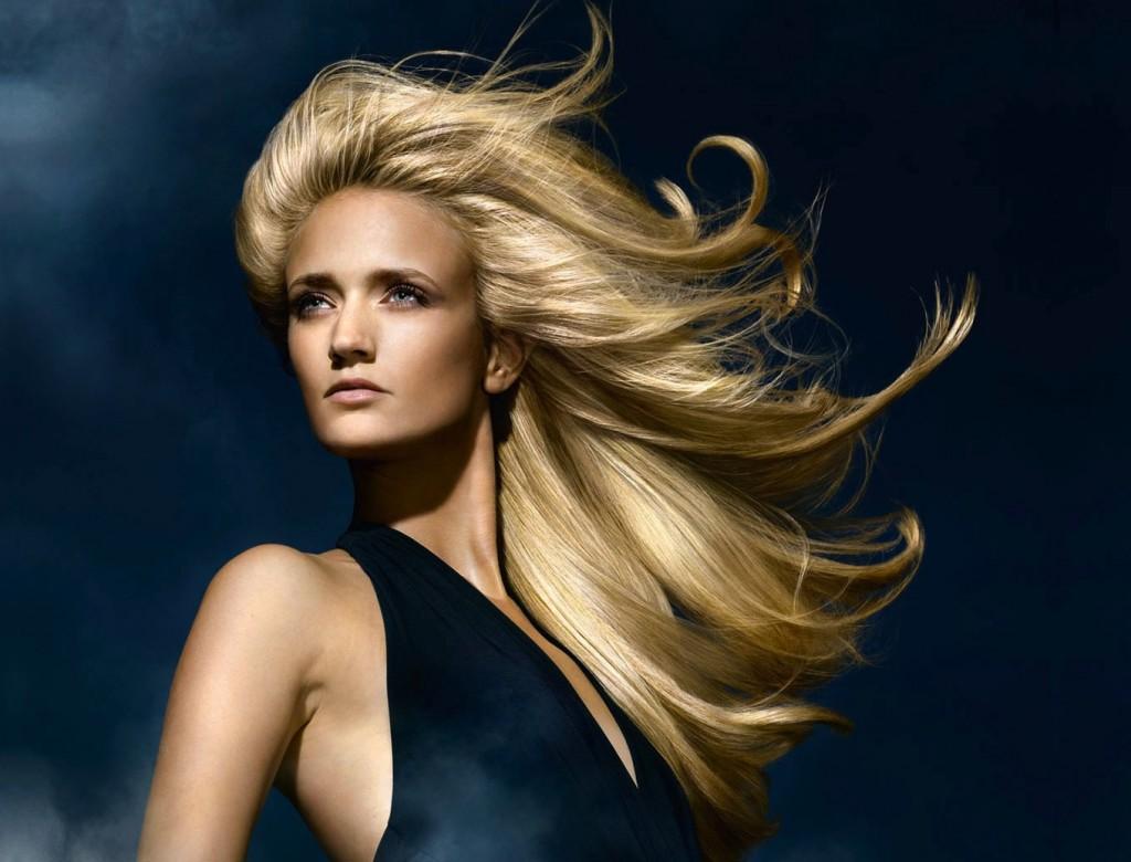 Здоровые волосы с помощью кератина