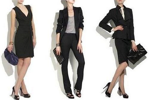 Классический стиль одежды - это стиль современной деловой женщины (официальный, сдержанный, интеллегентный