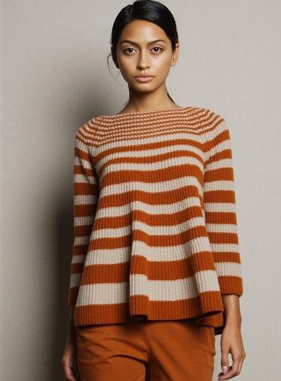 Посмотрите, какое разнообразие вязаных свитеров нам предлагает модный мир. . Вязаный свитер с принтом от Iceberg