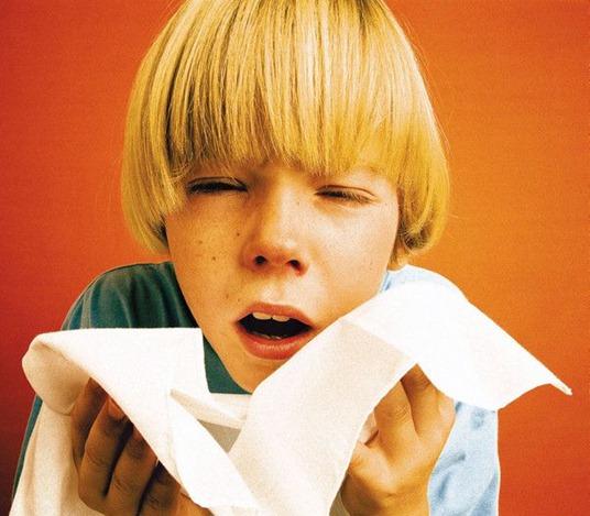 как проявляется аллергия у детей